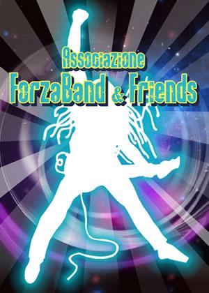 depliant Associazione ForzaBand & Friends