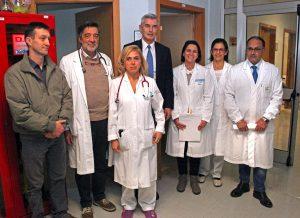 Rovereto - conf stampa fibrosi cistica Ospedale Santa Maria - pediatria