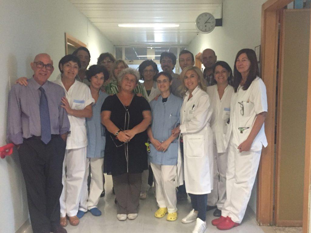 Il Centro di supporto provinciale per la cura della fibrosi cistica è accreditato secondo le linee guida previste dalla Società Italiana Fibrosi Cistica e dalla Lega Italiana Fibrosi Cistica.