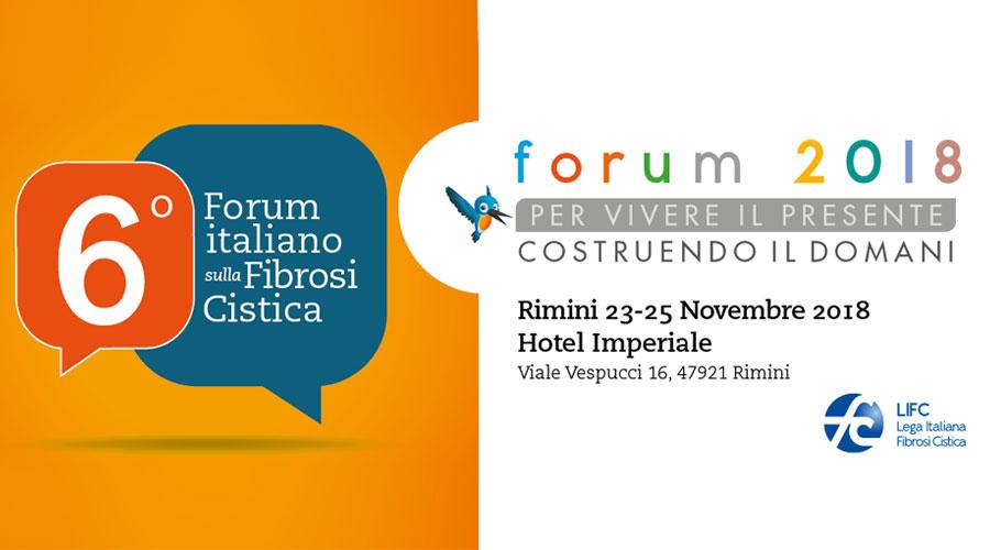 Forum italiano sulla Fibrosi Cistica