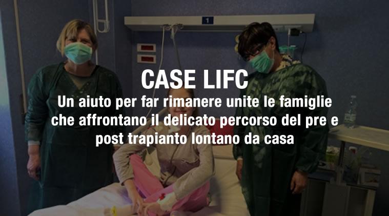 PROGETTO CASE LIFC